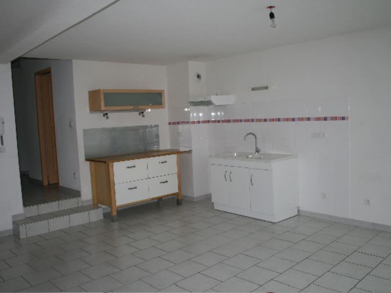 Rental apartment Nantua 516€ CC - Picture 1