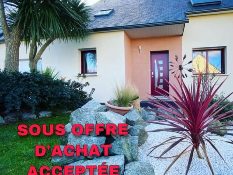 Vente maison / villa Guilers 272 000€ - Photo 1