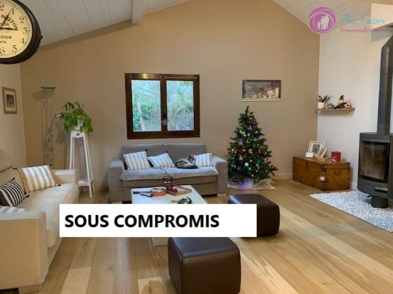 Sale house / villa Lesigny 550000€ - Picture 1