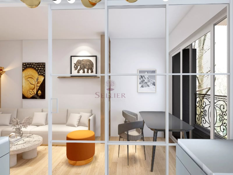 Venta  apartamento Paris 5ème 600000€ - Fotografía 8