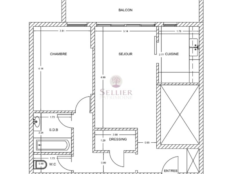 Venta  apartamento Paris 5ème 600000€ - Fotografía 15
