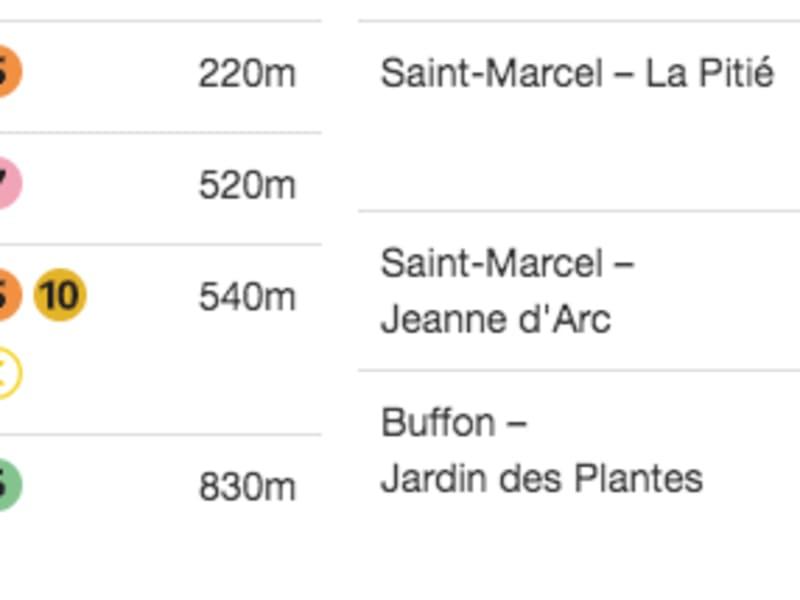 Venta  apartamento Paris 5ème 600000€ - Fotografía 16