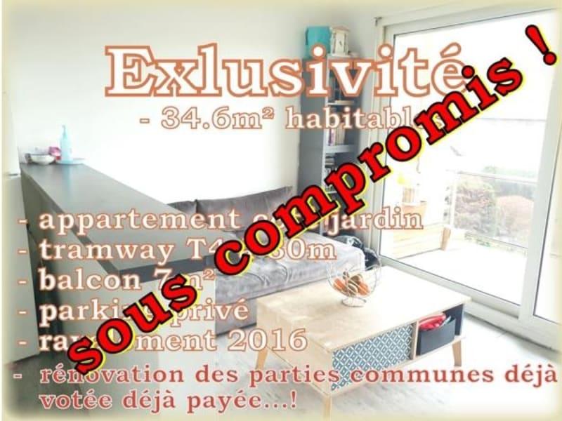 Vente appartement Villemomble 162000€ - Photo 1