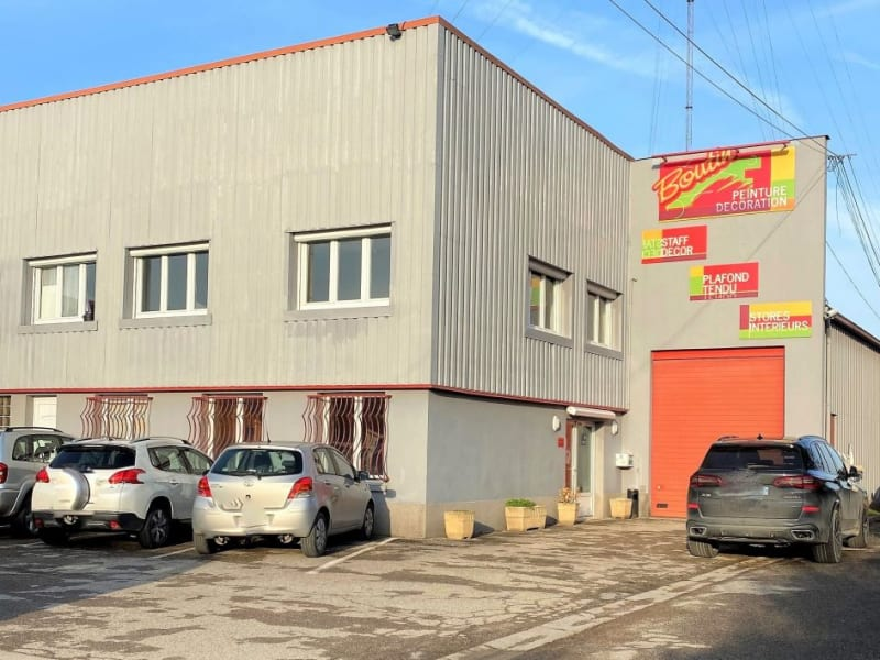 Vente local commercial Betheny 424000€ - Photo 1