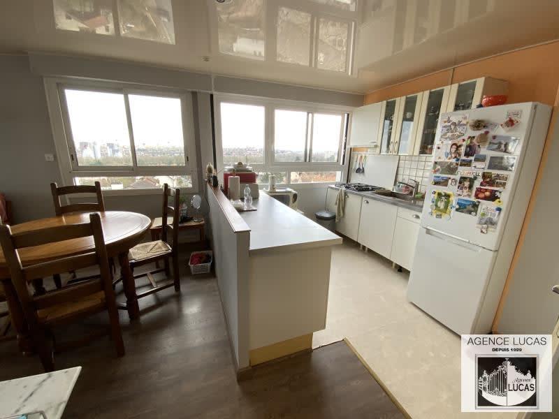 Sale apartment Verrieres le buisson 280000€ - Picture 2