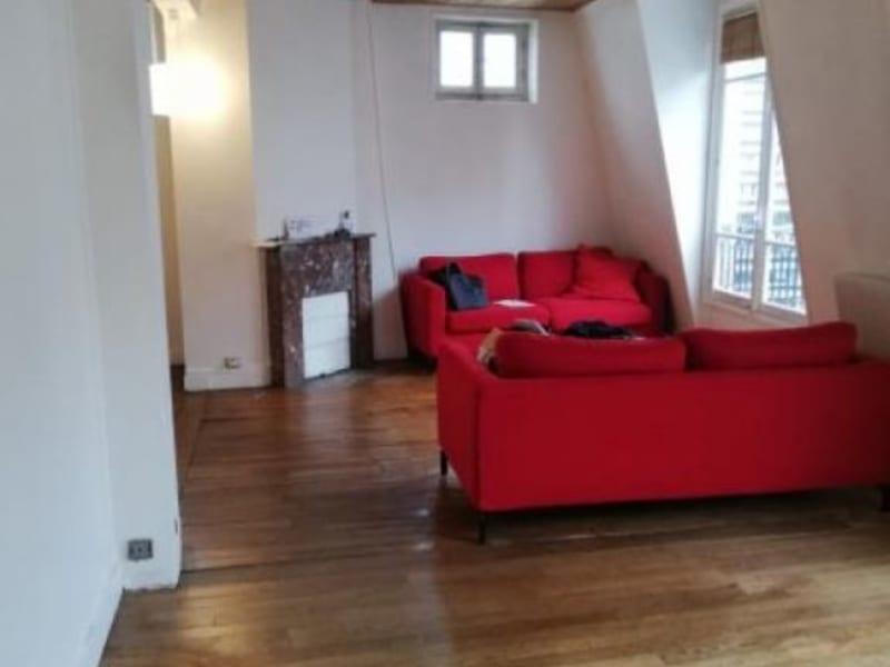 Sale apartment Paris 15ème 779000€ - Picture 2