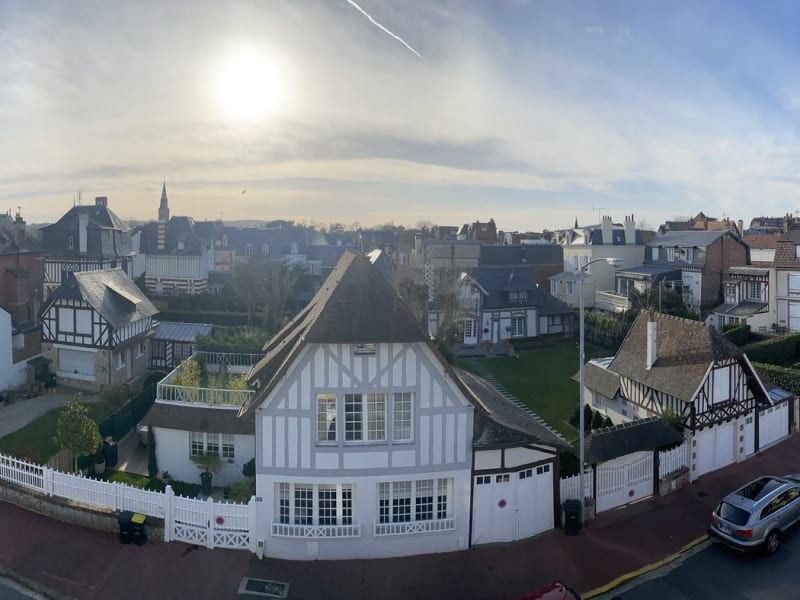 Sale apartment Deauville 208 600€ - Picture 2