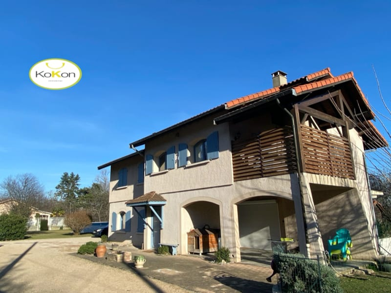 Vente maison / villa Irigny 680 000€ - Photo 5