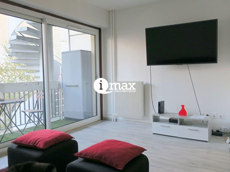 Location appartement Paris 17ème 1150€ CC - Photo 1