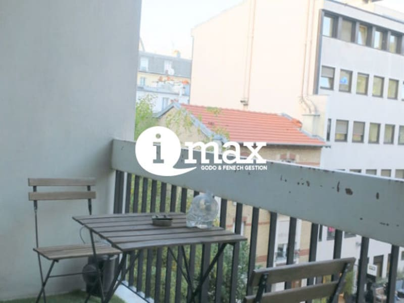 Location appartement Paris 17ème 1150€ CC - Photo 5