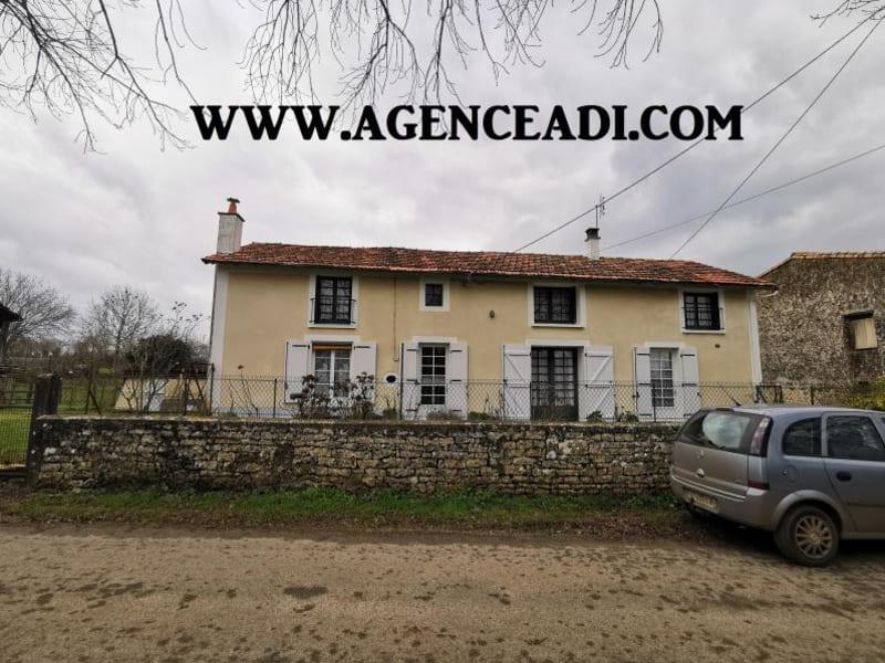 Vente maison / villa Beaussais 103800€ - Photo 1