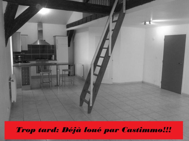 Location appartement Flines lez raches 500€ CC - Photo 1
