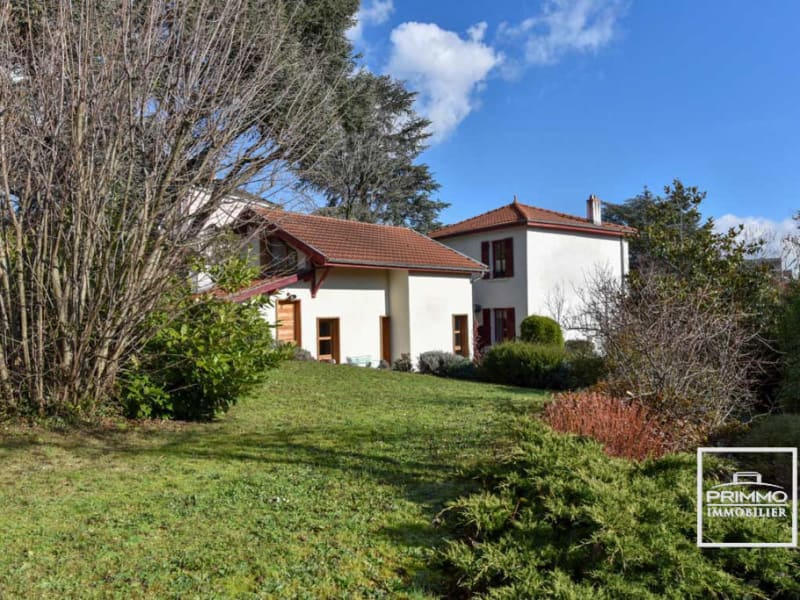 Vente maison / villa Champagne au mont d or 1 180 000€ - Photo 2