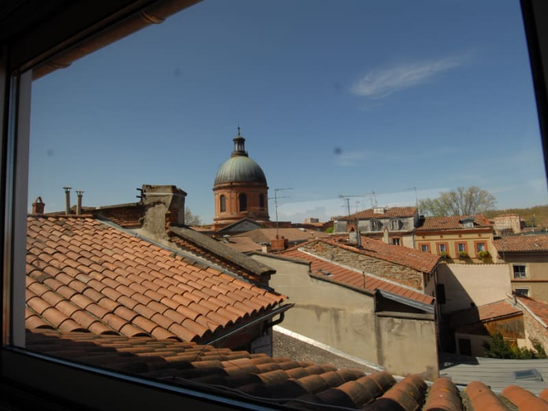 Rental apartment Toulouse 1 077€ CC - Picture 1