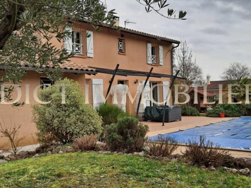 Vente maison / villa Garidech 425000€ - Photo 1