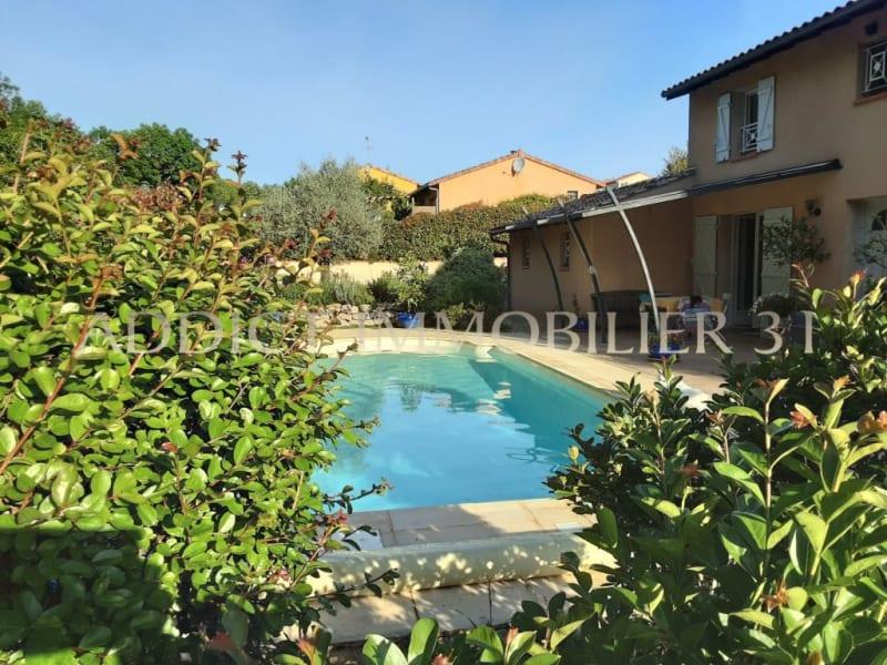 Vente maison / villa Garidech 425000€ - Photo 10