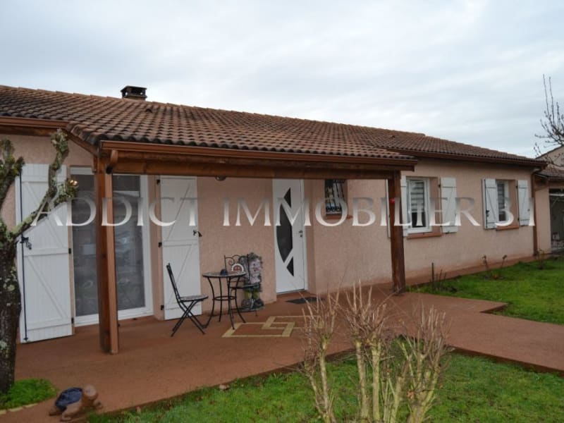 Vente maison / villa Saint-jean 378 000€ - Photo 1