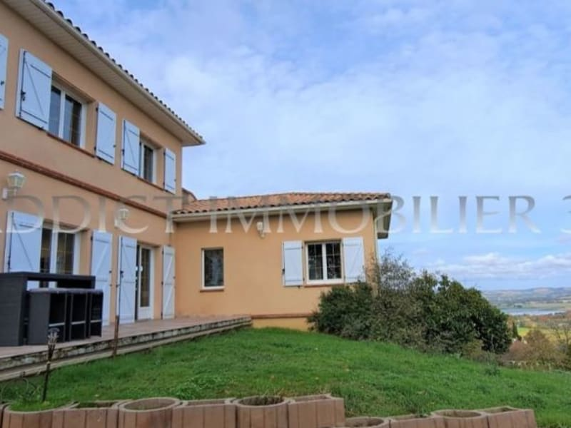 Vente maison / villa Lavaur 469 000€ - Photo 2