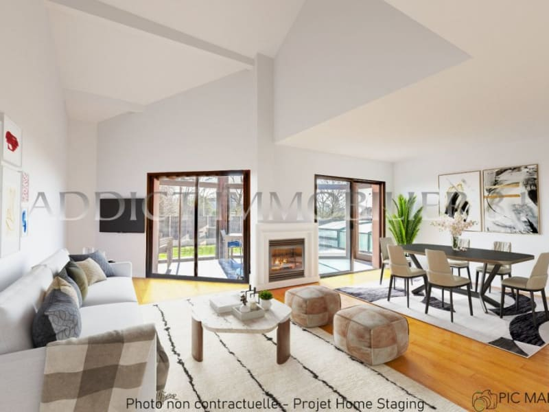 Vente maison / villa Quint fonsegrives 749000€ - Photo 4