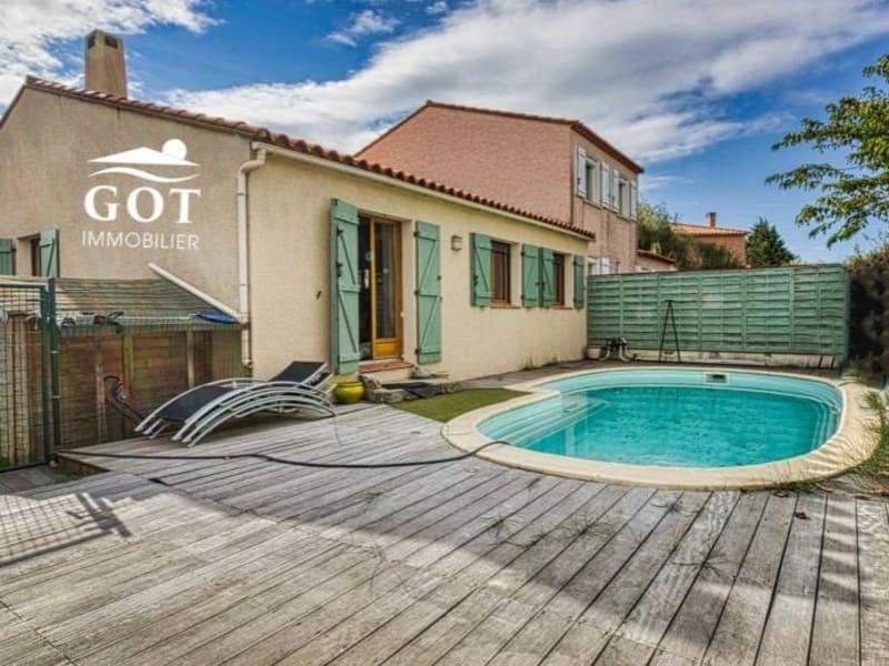 Sale house / villa St laurent de la salanque 322000€ - Picture 1