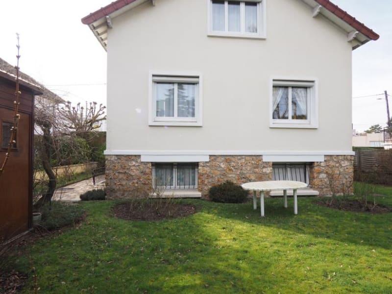Sale house / villa Bois d arcy 563680€ - Picture 1