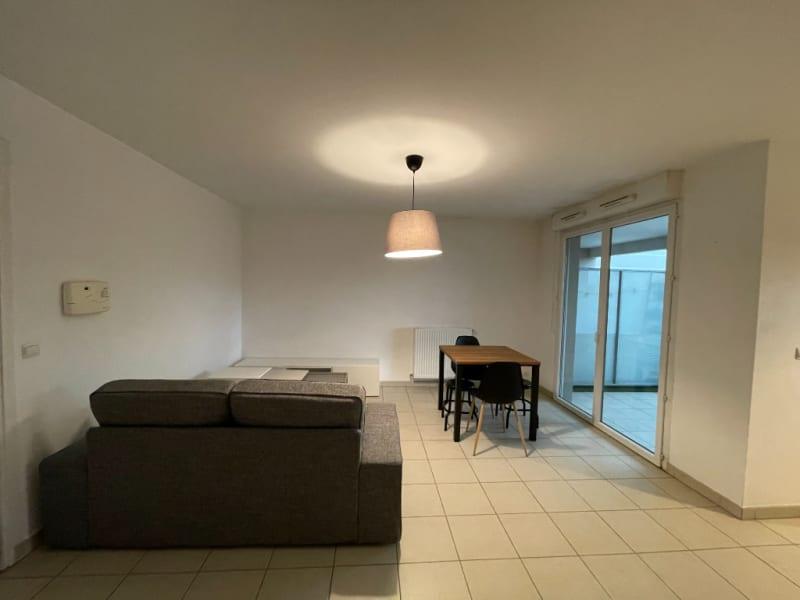 Rental apartment Montpellier 740€ CC - Picture 1