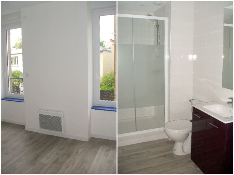Location appartement Brest 472€ CC - Photo 2