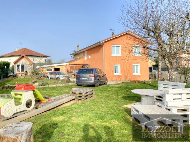 Vente maison / villa Saint quentin fallavier 373000€ - Photo 1