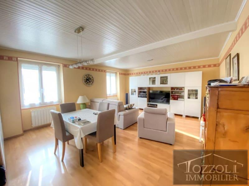 Vente maison / villa Saint quentin fallavier 373000€ - Photo 2