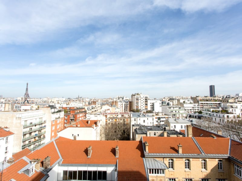 Venta  apartamento Paris 15ème 1055000€ - Fotografía 3