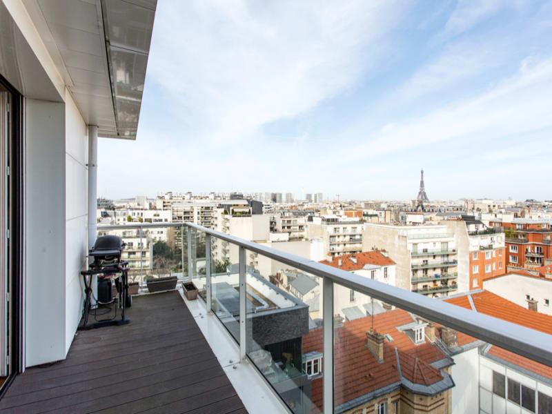 Venta  apartamento Paris 15ème 1055000€ - Fotografía 4