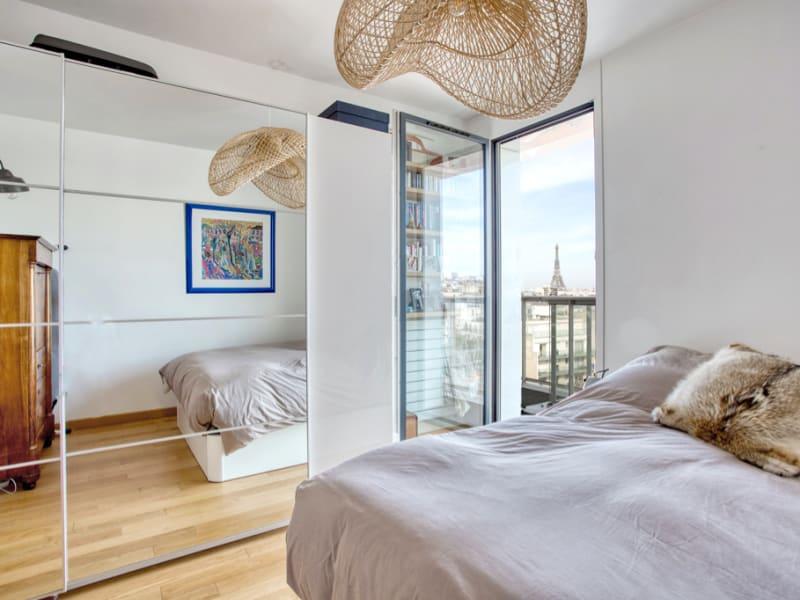 Venta  apartamento Paris 15ème 1055000€ - Fotografía 5