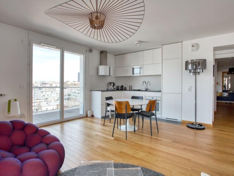 Venta  apartamento Paris 15ème 1055000€ - Fotografía 7