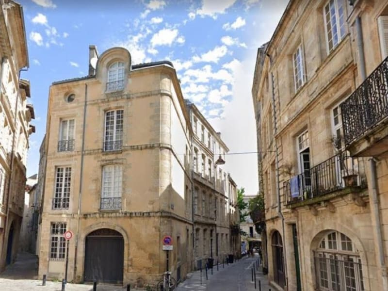 Sale apartment Bordeaux 240 000€ - Picture 1
