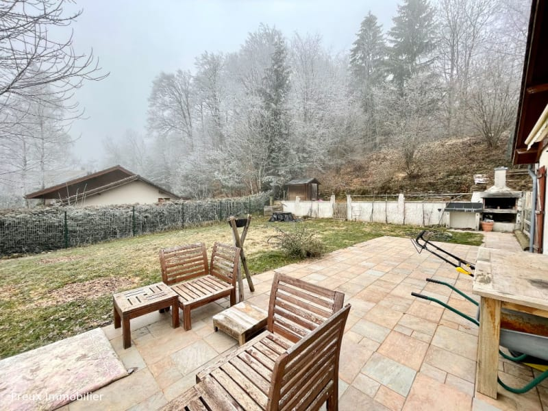 Vente maison / villa Le sappey 577000€ - Photo 10