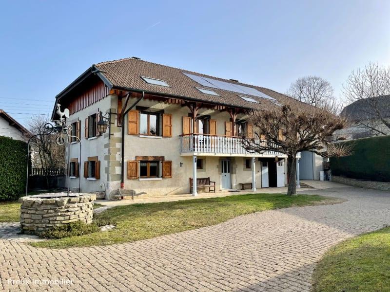 Vente maison / villa Massingy 525000€ - Photo 1