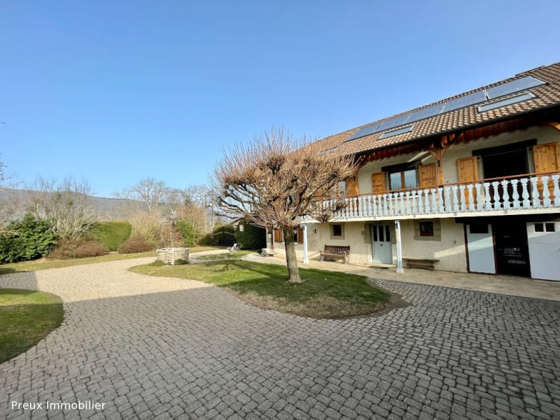 Vente maison / villa Massingy 525000€ - Photo 3