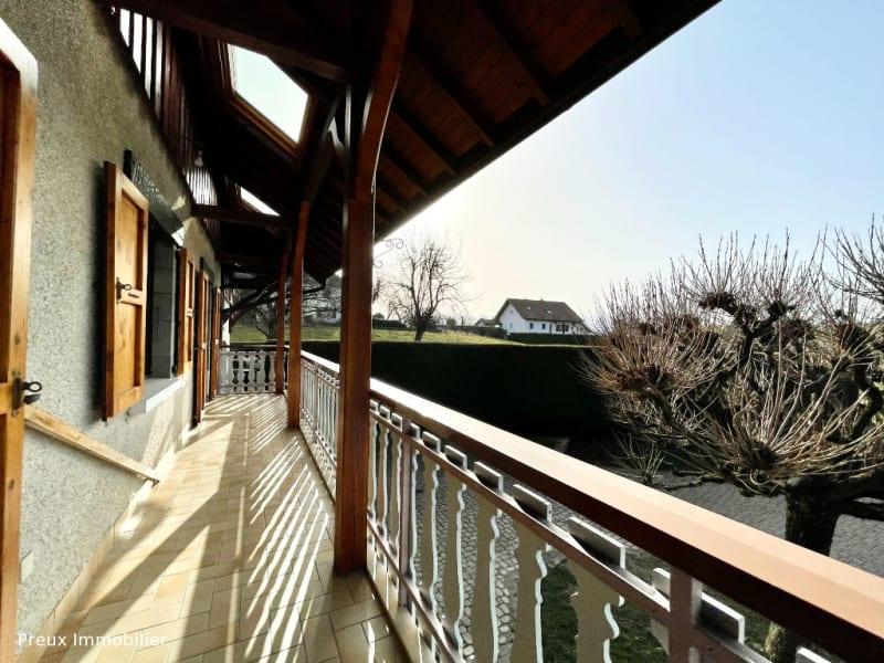 Vente maison / villa Massingy 525000€ - Photo 8