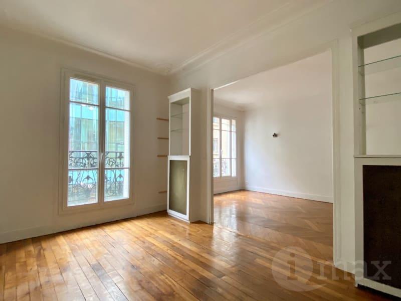 Sale apartment Levallois perret 750000€ - Picture 2