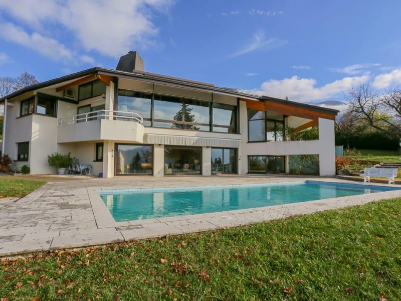 Maison d'architecte de 490 M2 - 6500 M2 de Terrain
