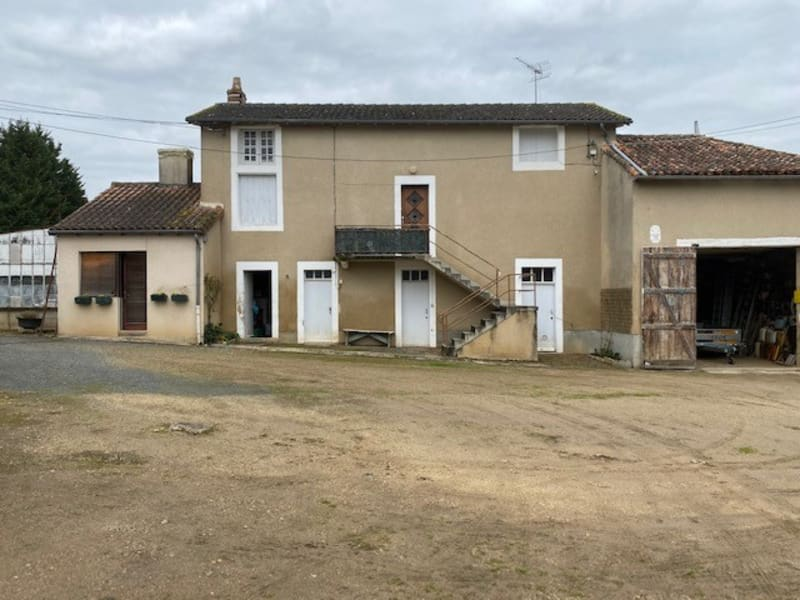 Vente maison / villa Montmorillon 239 900€ - Photo 7