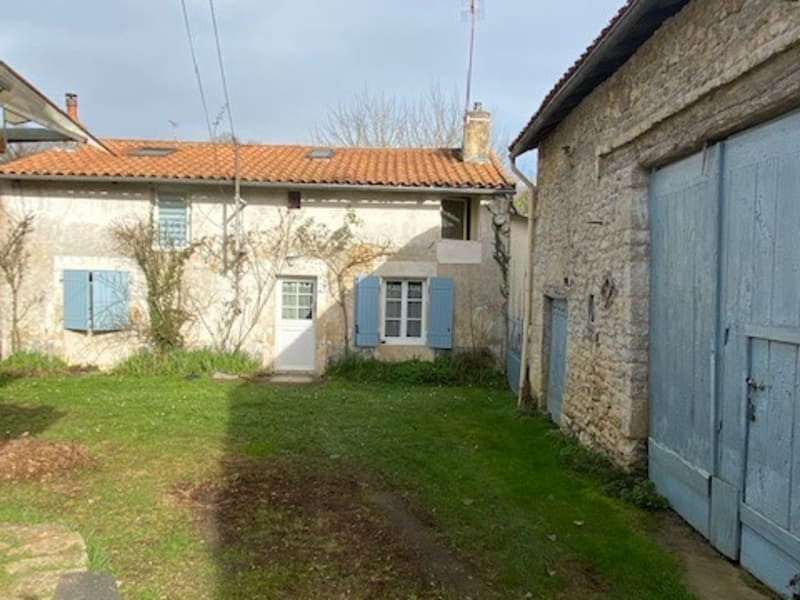 Sale house / villa Magne 139100€ - Picture 2