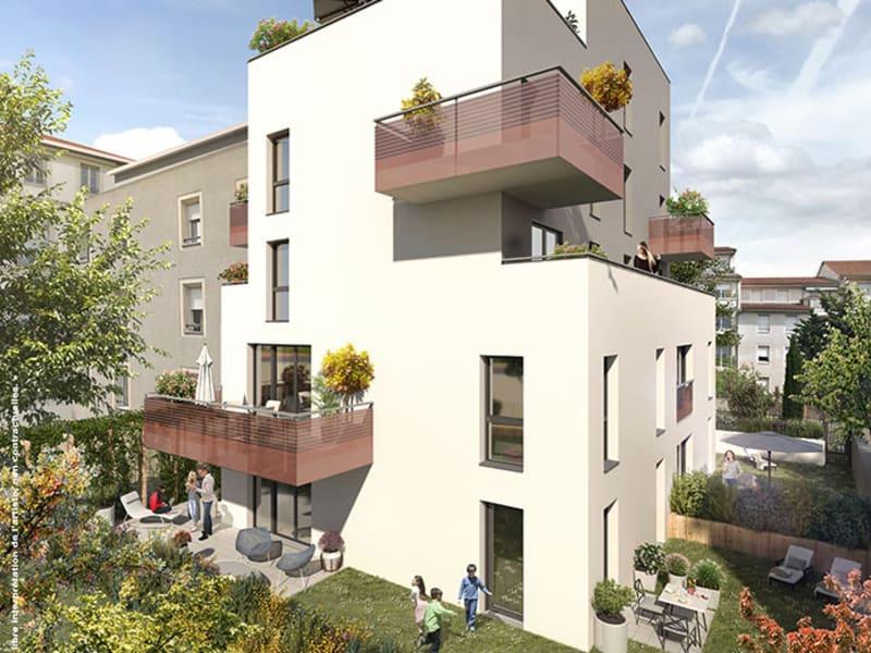 Vente appartement Lyon 8ème 365000€ - Photo 1
