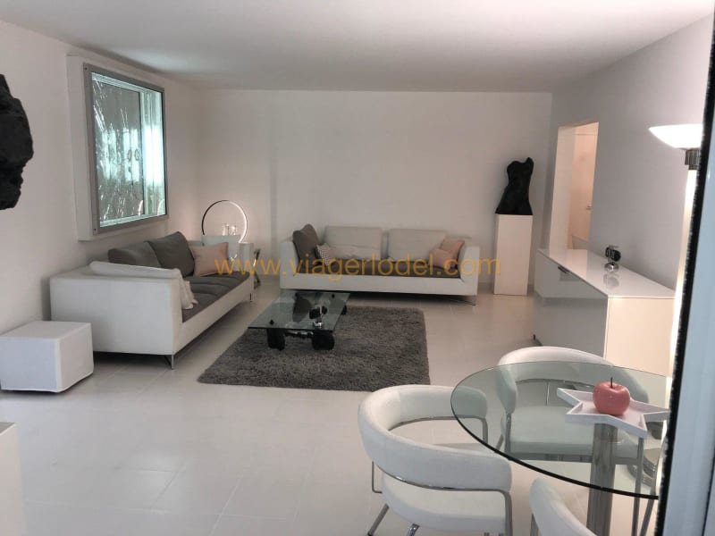 Life annuity apartment Nice 255 000€ - Picture 1