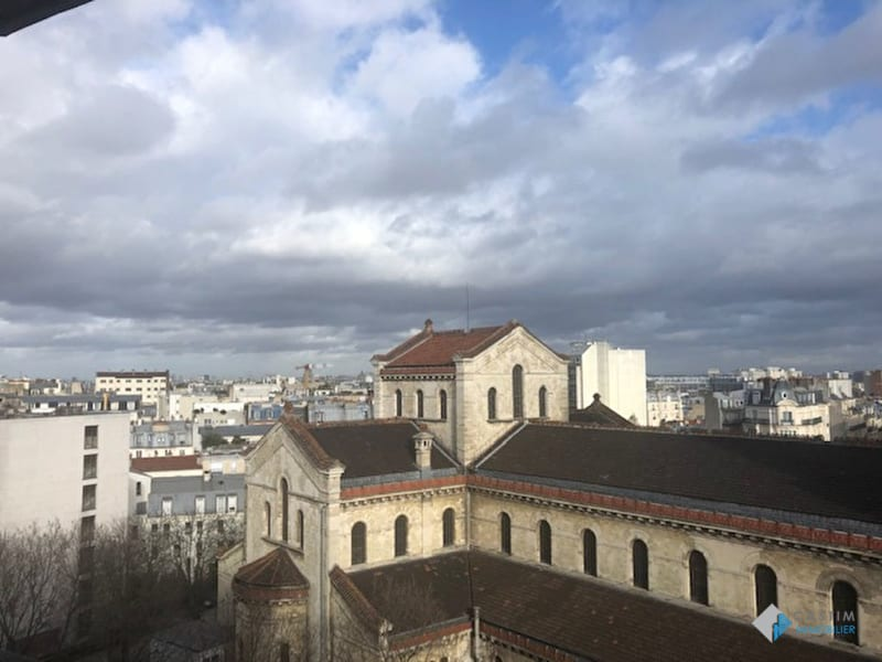 Sale apartment Paris 14ème 483000€ - Picture 2