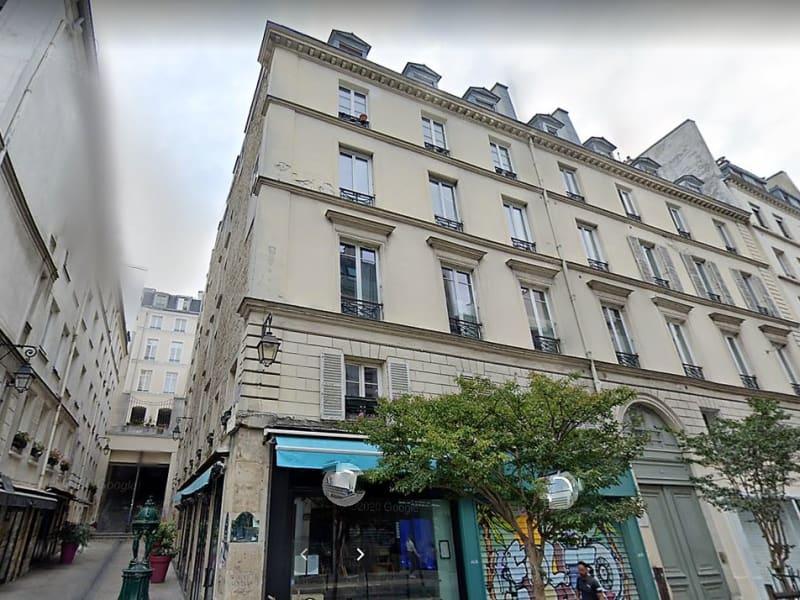 Rental office Paris 3ème 7000€ CC - Picture 1