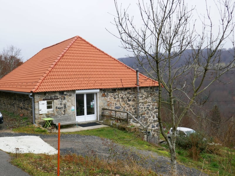 Sale house / villa Cros de georand 307000€ - Picture 1