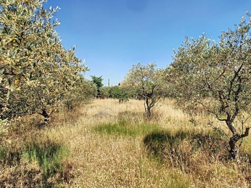 Vente terrain Carpentras 122000€ - Photo 1