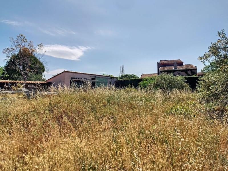 Vente terrain Carpentras 122000€ - Photo 2