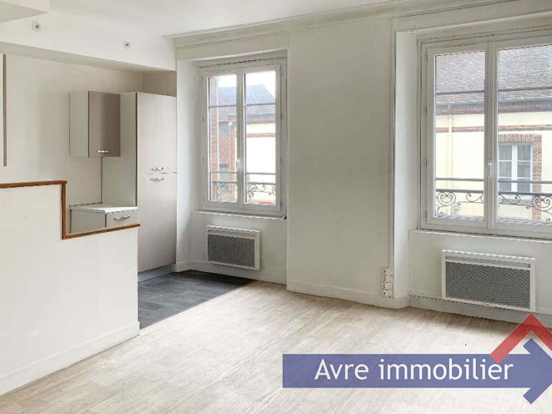 Location appartement Verneuil d avre et d iton 375€ CC - Photo 1